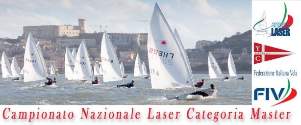Campionato Nazionale Laser - Gaeta 2015