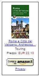 amazon-it-roma-e-citta-del-vaticano-archeologia-palazzi-chiese-rioni-piazze-mercati-con-guida-alle-informazioni-pratiche-libri